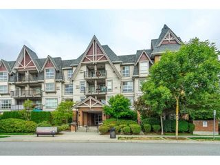 """Photo 1: 116 17769 57 Avenue in Surrey: Cloverdale BC Condo for sale in """"CLOVER DOWNS"""" (Cloverdale)  : MLS®# R2616860"""