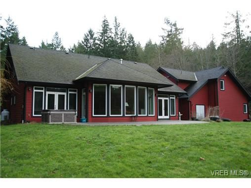 Main Photo: 1650 Eagle Way in NORTH SAANICH: NS Lands End House for sale (North Saanich)  : MLS®# 690296