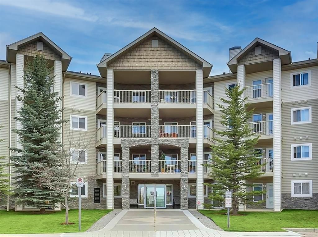 Main Photo: 213 5000 Somervale Court SW in Calgary: Somerset Apartment for sale : MLS®# A1128519