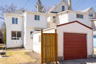 Photo 37: 263 Aubrey Street in Winnipeg: Wolseley Residential for sale (5B)  : MLS®# 202105171