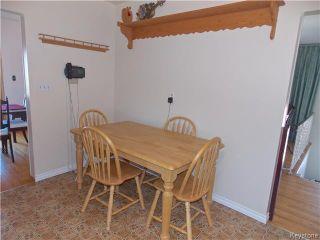 Photo 9: 60 Whitehall Boulevard in Winnipeg: Residential for sale : MLS®# 1610686