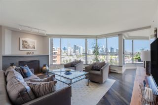"""Main Photo: 703 1470 PENNYFARTHING Drive in Vancouver: False Creek Condo for sale in """"Harbour Cove"""" (Vancouver West)  : MLS®# R2588666"""