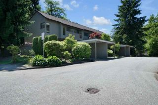 """Main Photo: 4794 WILLOWDALE Place in Burnaby: Greentree Village Townhouse for sale in """"Greentree Village"""" (Burnaby South)  : MLS®# R2590442"""