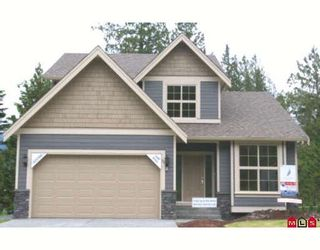 """Photo 1: 38 14550 MORRIS VALLEY Road in Mission: Mission BC House for sale in """"RIVER REACH ESTATES"""" : MLS®# F2829695"""