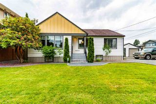 Photo 1: 46654 FIRST Avenue in Chilliwack: Chilliwack E Young-Yale House for sale : MLS®# R2590831