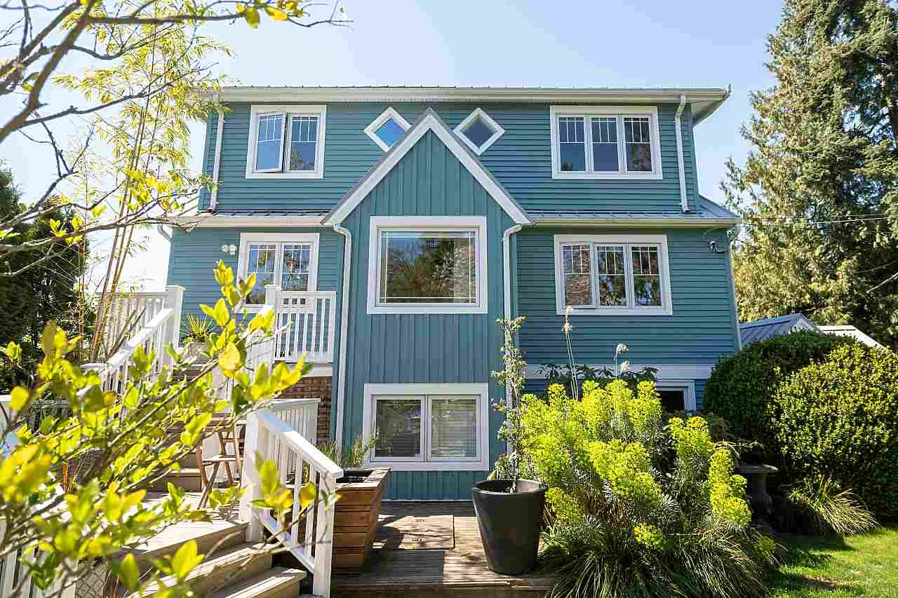 Main Photo: 7125 BLENHEIM Street in Vancouver: Southlands House for sale (Vancouver West)  : MLS®# R2572319