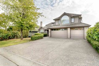 "Photo 1: 2517 PALISADE Crescent in Port Coquitlam: Citadel PQ House for sale in ""THE ESTATES"" : MLS®# R2498614"