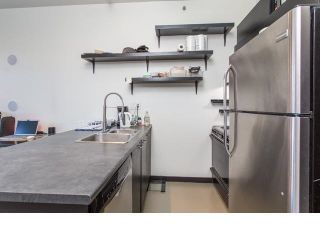 """Photo 6: 213 1 E CORDOVA Street in Vancouver: Downtown VE Condo for sale in """"CARROLL STATION"""" (Vancouver East)  : MLS®# R2587442"""