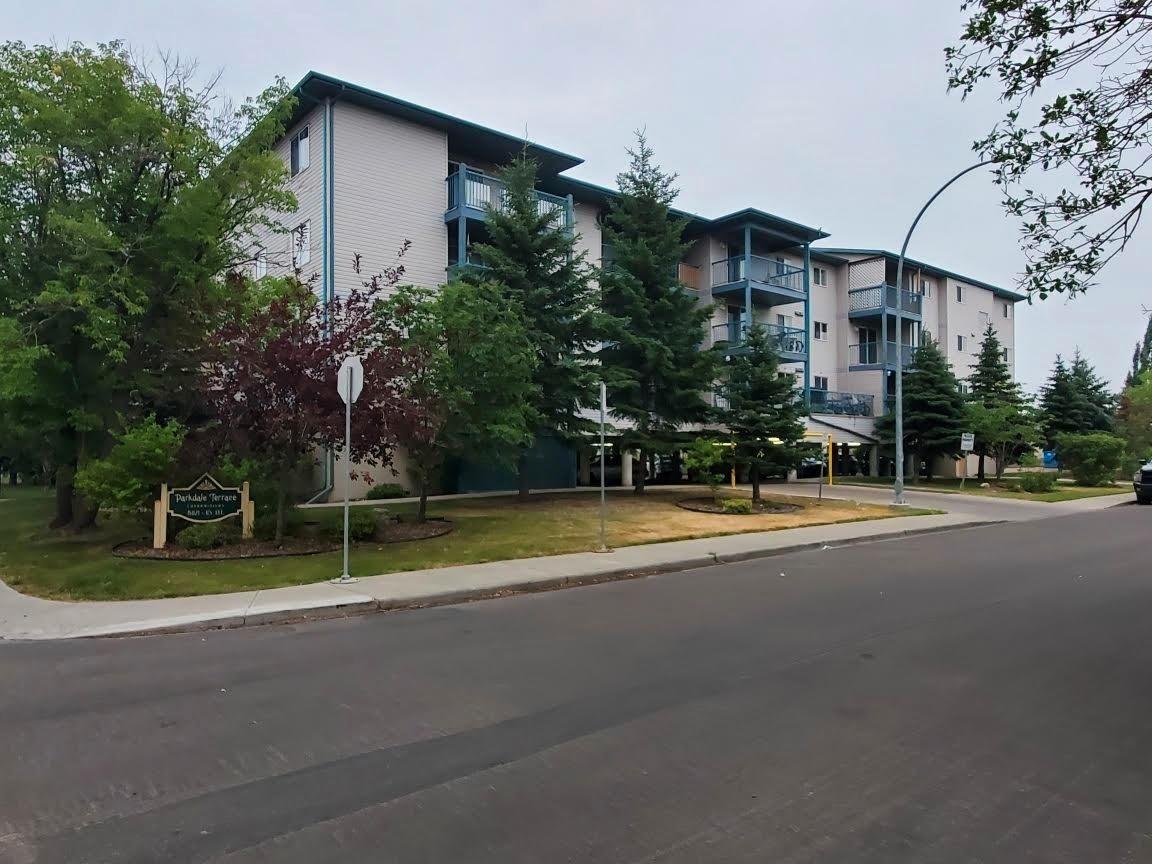 Main Photo: 407 8021 115 Avenue in Edmonton: Zone 05 Condo for sale : MLS®# E4255585