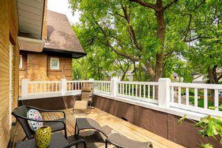 Photo 24: 32 Home Street in Winnipeg: Wolseley Residential for sale (5B)  : MLS®# 202014014