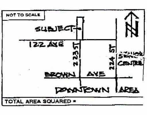 Main Photo: 22315 122ND AV in Maple Ridge: West Central Land for sale : MLS®# V591275