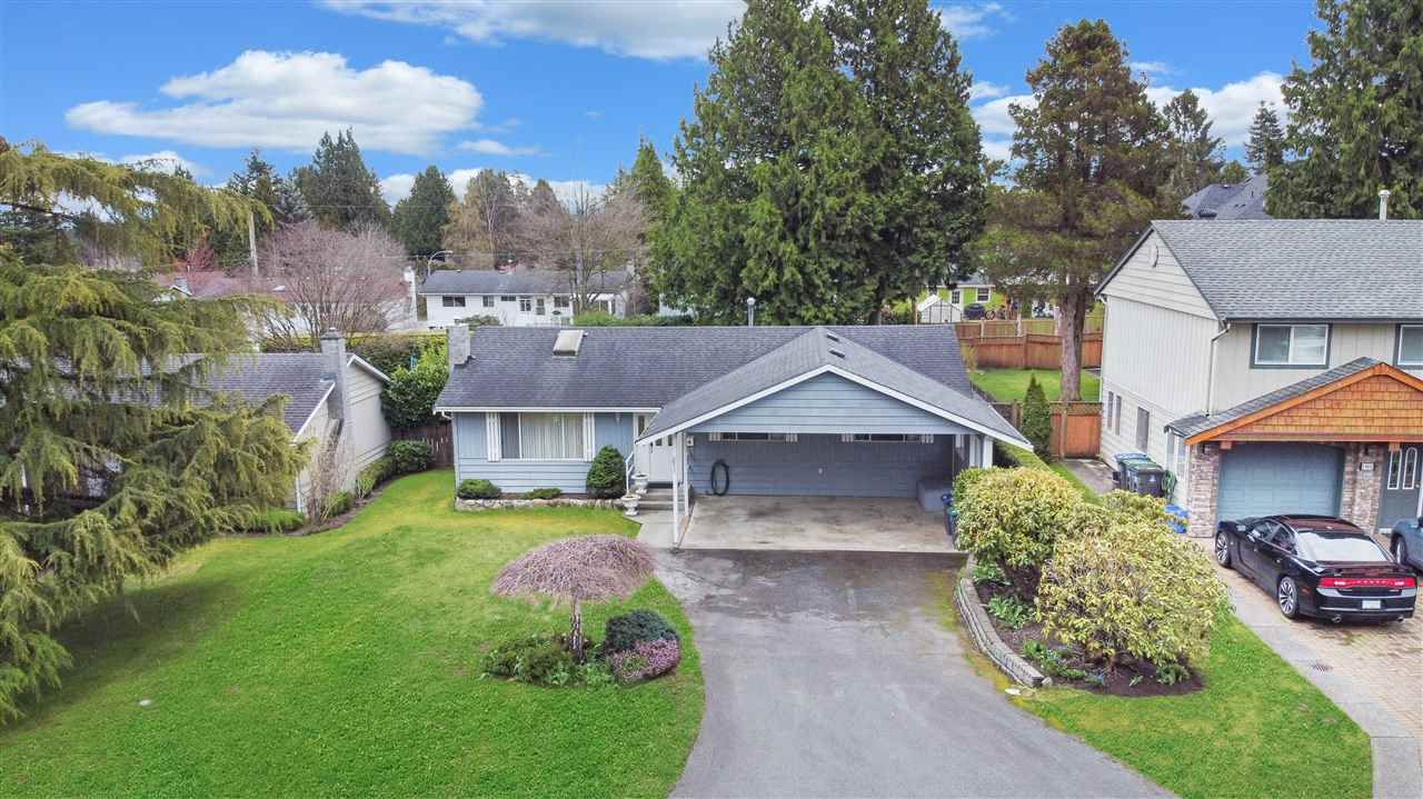 Main Photo: 15660 ASTER Road in Surrey: King George Corridor House for sale (South Surrey White Rock)  : MLS®# R2448556