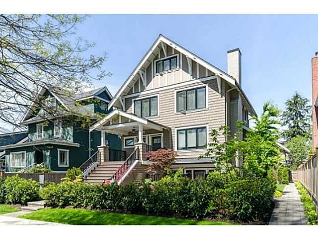Main Photo: 339 W 15TH AV in Vancouver: Mount Pleasant VW Townhouse for sale (Vancouver West)  : MLS®# V1122110