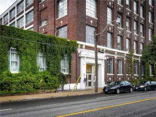 Photo 8: 245 Carlaw Ave Unit #313 in Toronto: South Riverdale Condo for sale (Toronto E01)  : MLS®# E3615228
