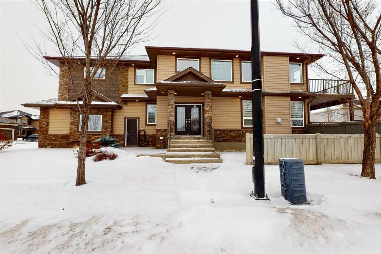 Main Photo: 1254 ADAMSON Drive in Edmonton: Zone 55 House for sale : MLS®# E4226960