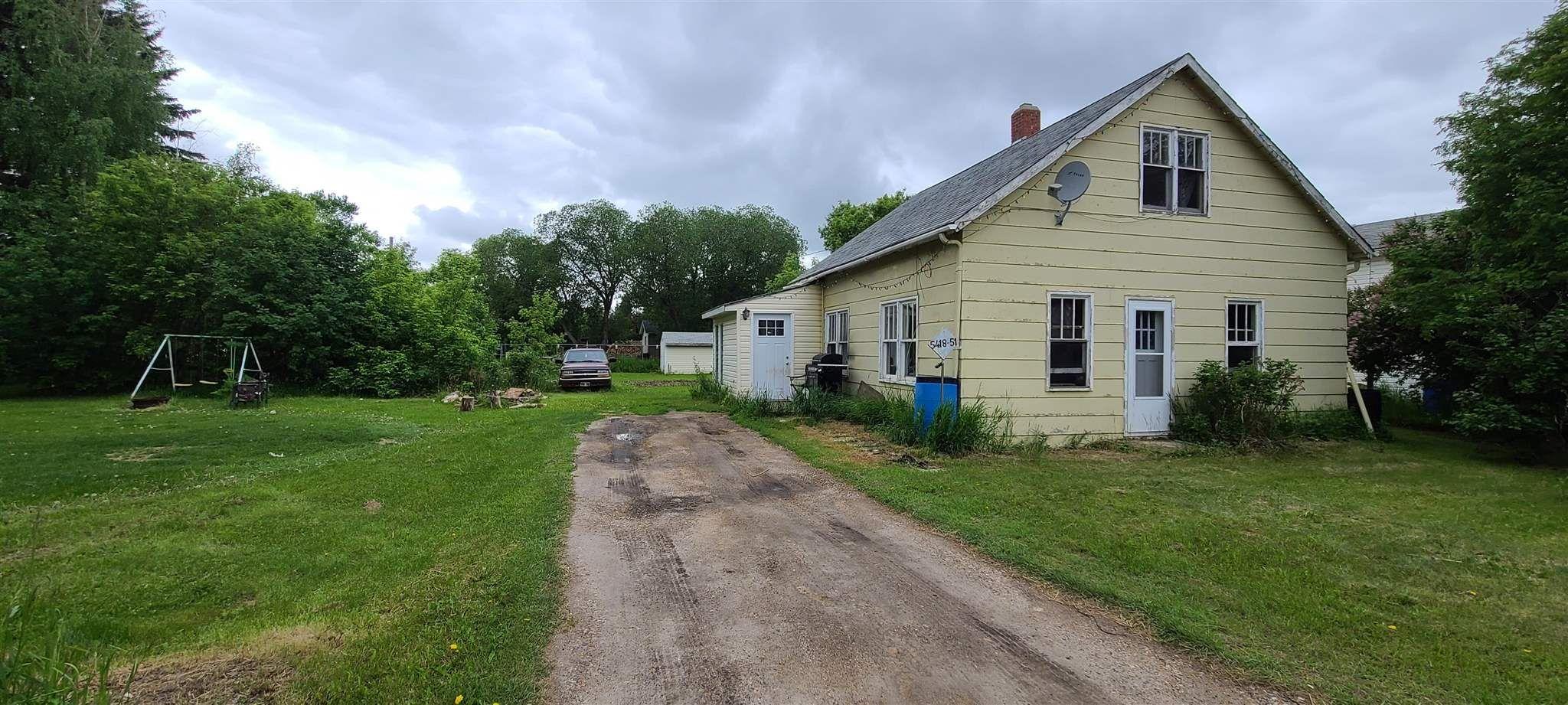 Main Photo: 5418 51 Street: St. Paul Town House for sale : MLS®# E4231294