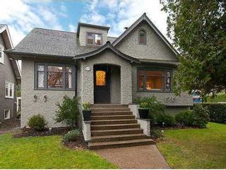 Photo 1: 2169 51ST Ave W in Vancouver West: S.W. Marine Home for sale ()  : MLS®# V1036575