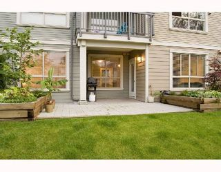 """Photo 2: 104 3895 SANDELL Street in Burnaby: Central Park BS Condo for sale in """"CLARKE HOUSE"""" (Burnaby South)  : MLS®# V737100"""