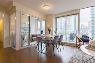 Photo 4: 703 633 ABBOTT STREET in Vancouver: Downtown VW Condo for sale (Vancouver West)  : MLS®# R2155830