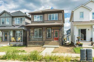 Photo 1: 4505 KINSELLA Link in Edmonton: Zone 56 House for sale : MLS®# E4257926
