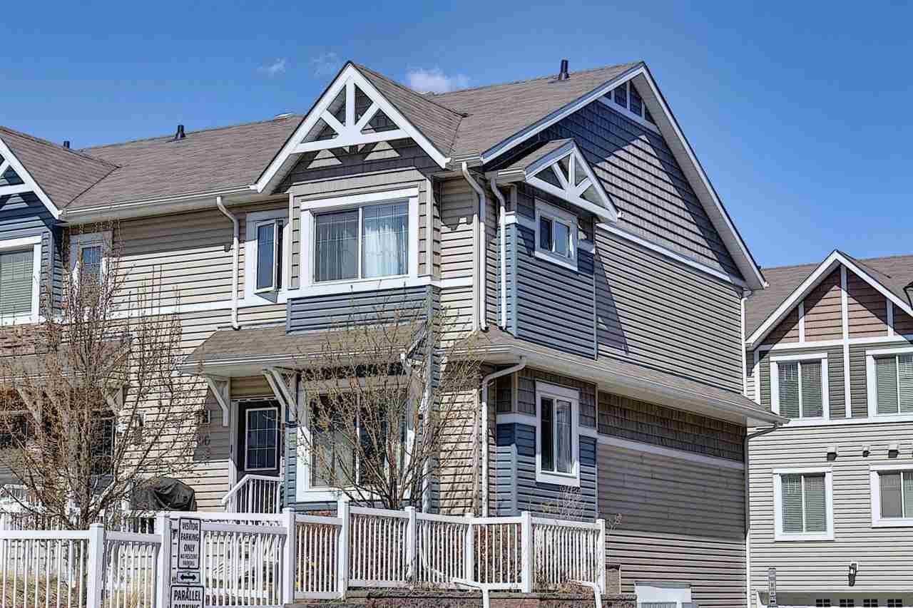 Main Photo: #60 14621 121 Street in Edmonton: Zone 27 Townhouse for sale : MLS®# E4241463