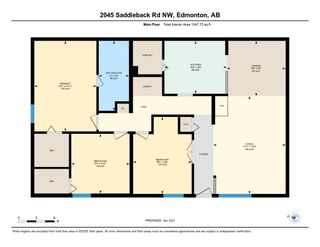 Photo 26: 2045 SADDLEBACK Road in Edmonton: Zone 16 Carriage for sale : MLS®# E4236449
