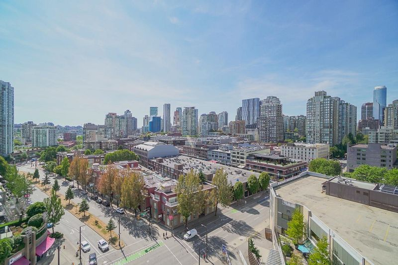 FEATURED LISTING: 1304 - 950 CAMBIE Street Vancouver