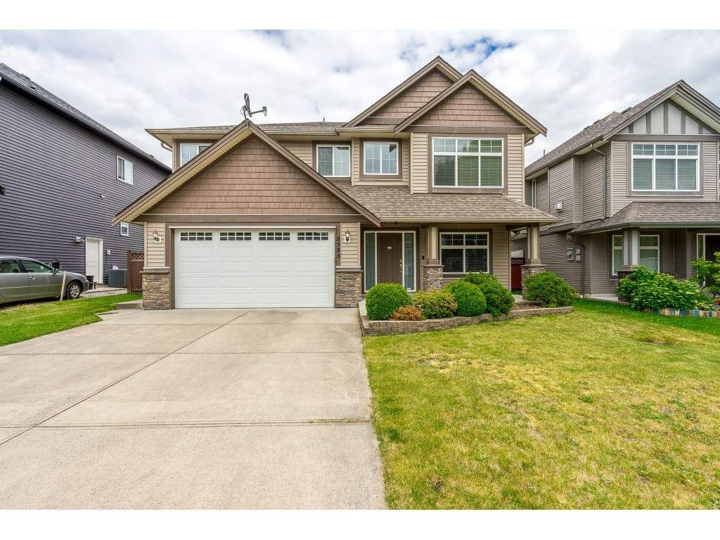 Main Photo: 8588 ALEXANDRA Street in Mission: Mission BC House for sale : MLS®# R2466716