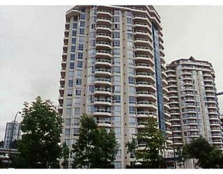 """Photo 1: 605 1245 QUAYSIDE Drive in New_Westminster: Quay Condo for sale in """"THE RIVIERA"""" (New Westminster)  : MLS®# V769445"""
