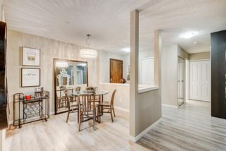 Photo 3: 104 3719B 49 Street NW in Calgary: Varsity Apartment for sale : MLS®# A1129174