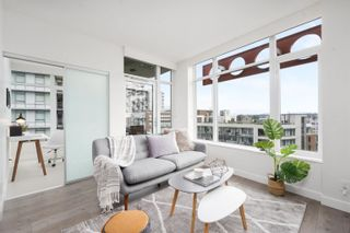 """Photo 1: 1102 111 E 1ST Avenue in Vancouver: Mount Pleasant VE Condo for sale in """"BLOCK 100"""" (Vancouver East)  : MLS®# R2617874"""