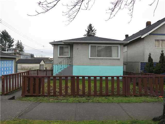 Main Photo: 374 E 57TH Avenue in Vancouver: South Vancouver House for sale (Vancouver East)  : MLS®# V931435