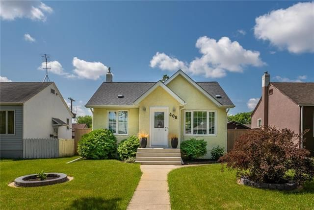 Main Photo: 408 Rupertsland Avenue in Winnipeg: West Kildonan Residential for sale (4D)  : MLS®# 1919504