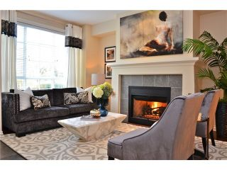 Main Photo: 6363 Larkin Street in Vancouver: Townhouse for sale : MLS®# v1111847