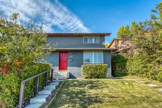 Photo 1: 160 Edgedale Way NW in Calgary: Edgemont Semi Detached for sale : MLS®# A1149279
