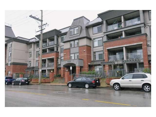 Main Photo: 304 2330 WILSON Avenue in Port Coquitlam: Central Pt Coquitlam Condo for sale : MLS®# V877984