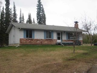 Photo 1: 4400 KNOEDLER Road in Prince George: Hobby Ranches House for sale (PG Rural North (Zone 76))  : MLS®# N200634