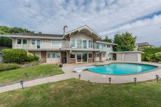 Main Photo: 1393 CHARTWELL Drive in West Vancouver: Chartwell House for sale : MLS®# R2560687