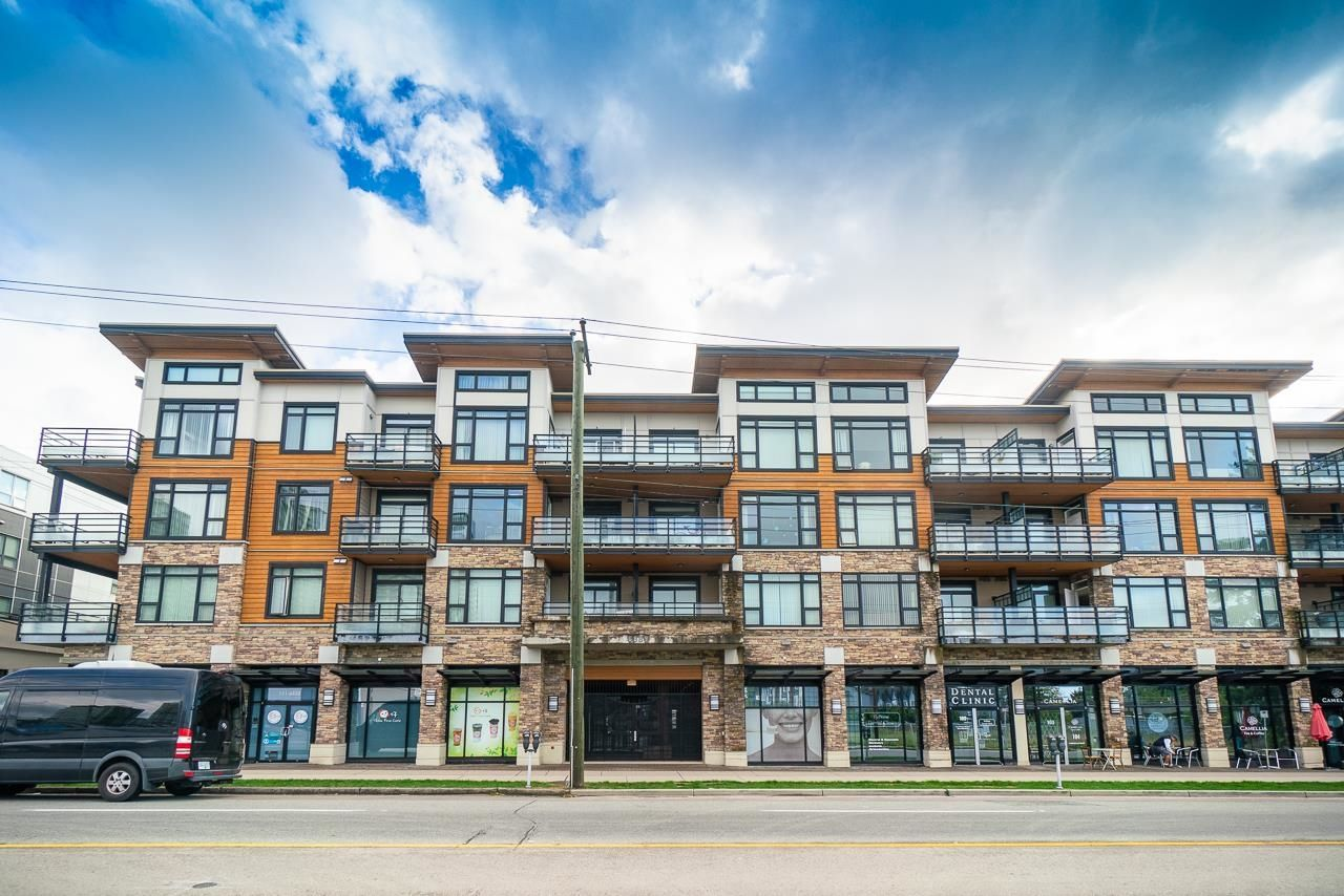 Main Photo: 216 6888 ROYAL OAK Avenue in Burnaby: Metrotown Condo for sale (Burnaby South)  : MLS®# R2619739