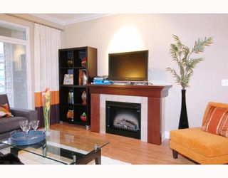"Photo 3: 123 12258 224TH Street in Maple_Ridge: West Central Condo for sale in ""STONEGATE"" (Maple Ridge)  : MLS®# V760100"