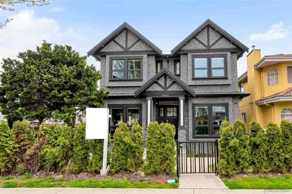 Main Photo: 1885 E 35TH Avenue in Vancouver: Victoria VE House for sale (Vancouver East)  : MLS®# R2531489