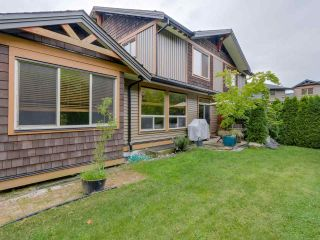 Photo 20: 56 24185 106B AVENUE in Maple Ridge: Albion Townhouse for sale : MLS®# R2080075