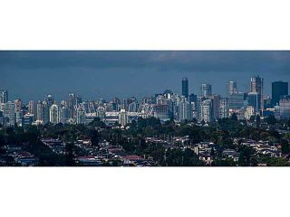 """Photo 4: 3302 2077 ROSSER Avenue in Burnaby: Brentwood Park Condo for sale in """"VANTAGE"""" (Burnaby North)  : MLS®# V1084856"""