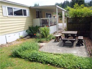 Photo 2: 62 4200 Dewdney Road in Coquitlam: Ranch Park Manufactured Home for sale