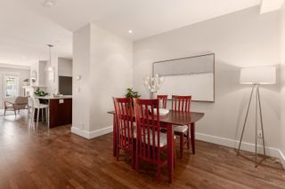 Photo 4: 2418 W 8TH Avenue in Vancouver: Kitsilano Townhouse for sale (Vancouver West)  : MLS®# R2602350