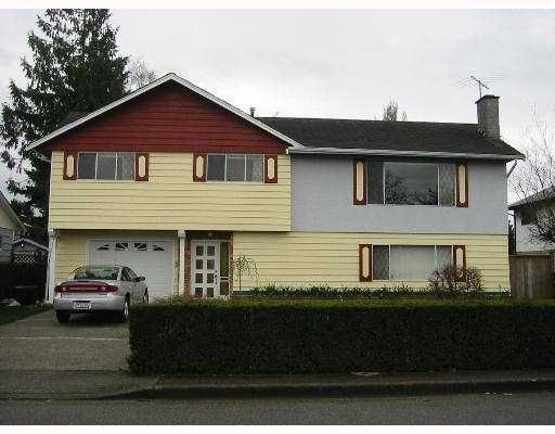 Photo 1: Photos: 8440 ROSEHILL Drive in Richmond: South Arm House for sale : MLS®# V635468