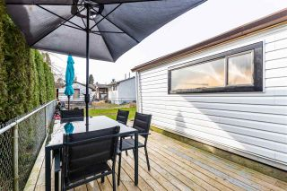 Photo 23: 46580 BROOKS AVENUE in Chilliwack: Chilliwack E Young-Yale House for sale : MLS®# R2550814