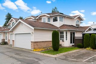 """Main Photo: 13 9168 FLEETWOOD Way in Surrey: Fleetwood Tynehead Townhouse for sale in """"Fountains of Guildford II"""" : MLS®# R2626536"""