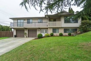 """Photo 1: 35430 ROCKWELL Drive in Abbotsford: Abbotsford East House for sale in """"east abbotsford"""" : MLS®# R2468374"""