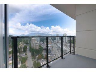 """Photo 13: 2204 691 NORTH Road in Coquitlam: Coquitlam West Condo for sale in """"BURUITLAM CAPITAL"""" : MLS®# R2398383"""
